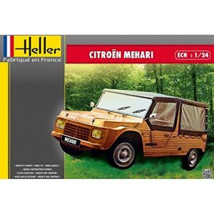 Heller Maquette Voiture : Citroën Mehari