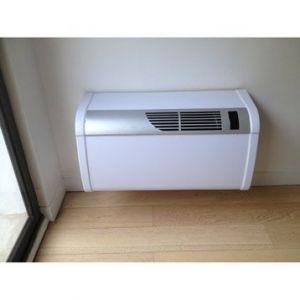 Optimeo - Climatiseur monobloc réversible 2410 Watts