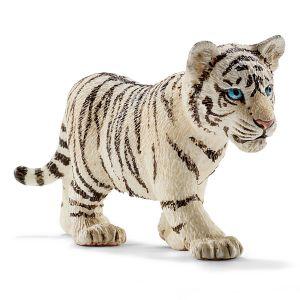 Schleich Figurine bébé Tigre blanc