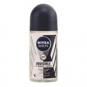 Nivea Men Invisible for Black & White - Déodorant anti-traces 48h