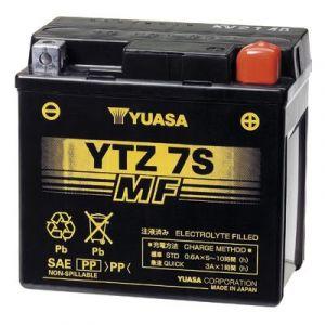 Yuasa Batterie moto YTZ7S