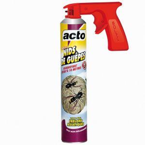 Acto Spécial nids guêpes et frelons - Aérosol 750 ml