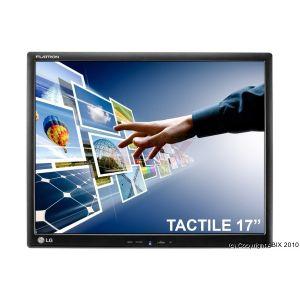 """LG T1910B-BN - Moniteur LCD 19"""" tactile"""