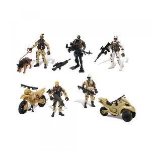 Image de LGRI Coffret figurines Soldier Force Patrol