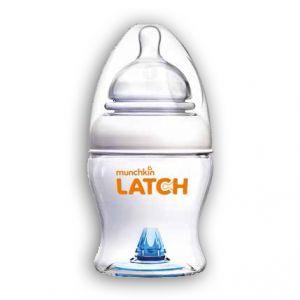 Munchkin Biberon Latch 240 ml anti-colique