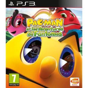 Pac-Man et les Aventures de Fantômes [PS3]