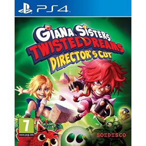 Giana Sisters : Twisted Dreams - Director's Cut [PS4]