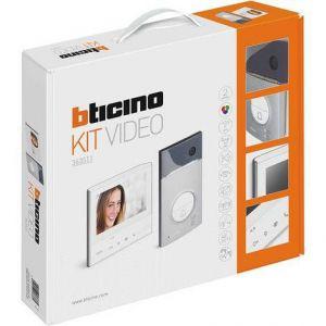 Bticino Interphone vidéo couleur tactile classe 300 V13E BT363511