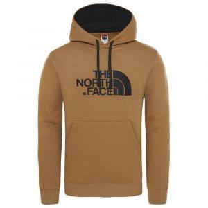 The North Face Drew Peak Sweat à capuche Homme, british khaki L Sweats & Vestes de sport