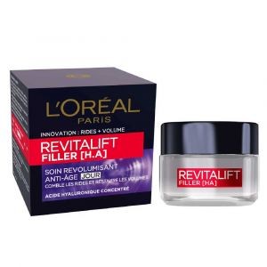 L'Oréal Revitalift Filler [HA] - Soin revolumisant anti-âge jour
