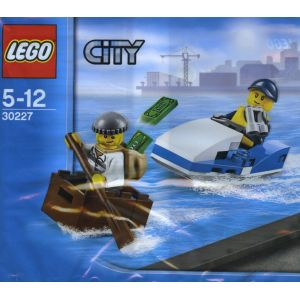 Lego 30227 - City : Police Watercraft