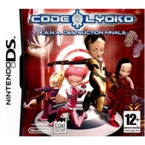Code Lyoko : X.A.N.A Destruction Finale [NDS]