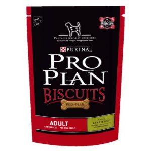 Purina Pro Plan biscuits agneau et riz pour chien