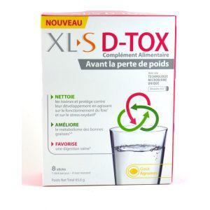 XLS Medical XL-S D-Tox, 8 sachets