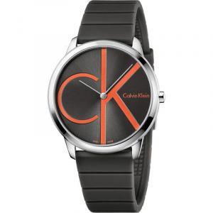 Calvin Klein Minimal K3M211T3 Montre-Bracelet pour hommes Classique & Simple