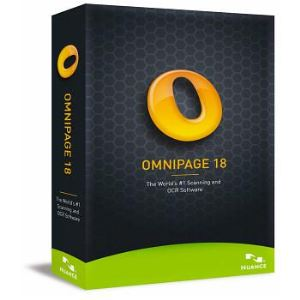OmniPage 18 [Windows]