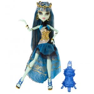 Mattel Monster High Frankie Stein Mille et une Goules