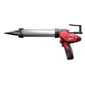 Milwaukee M12 PCG 400A-201B - Pistolet à colle 12V