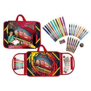 Set bureau de coloriage de voyage Disney Cars 3