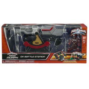 Bandai Station de combat Mega Morph Ninja Steel Power Rangers