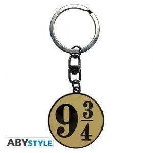 Abysse Corp Porte-Clés - Harry Potter - Voie 9 3/4