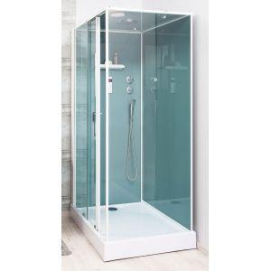 cabine bain douche aqua comparer 35 offres. Black Bedroom Furniture Sets. Home Design Ideas