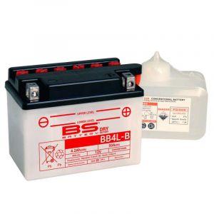 BS Battery Batterie BS YB4L-B AVEC ACIDE