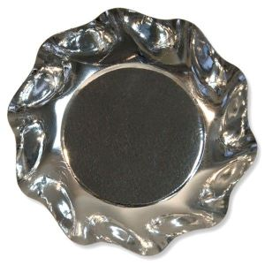 10 assiettes coupelle Corolle (18,5 cm)