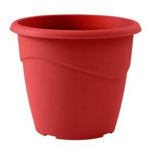 Eda Plastiques Marina 10 L - Pot rond non percé Ø30 x 25,5 cm