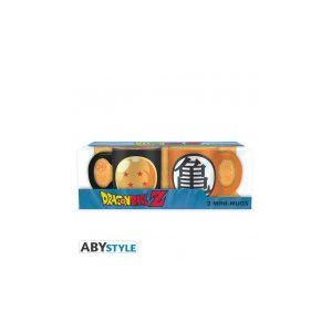 Abysse Corp 2 mini-mugs Dragon Ball boule cristal