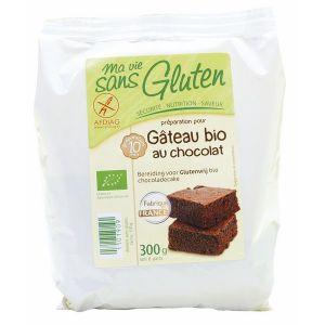 Ma vie sans gluten Préparation Gâteau au chocolat 300g
