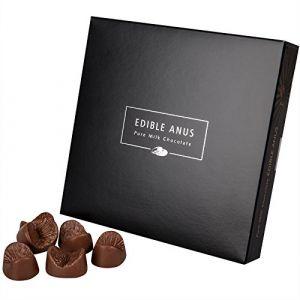 Edible Anus en chocolat