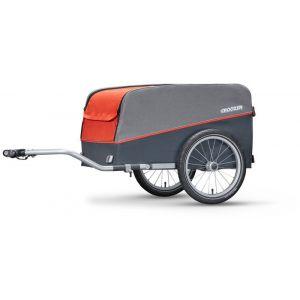 Croozer Cargo - Remorque vélo - gris/rouge Remorques transport