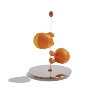 Alessi Service sel et poivre Lilliput en résine thermoplastique