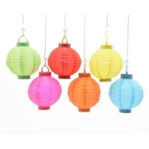 Lanterne Led Solaire 6 couleurs