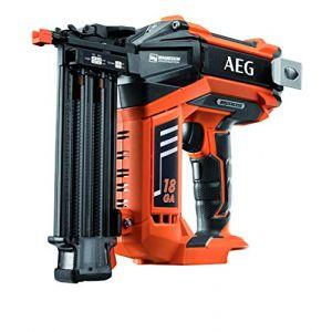 AEG Cloueur de finition brushless 18V 1.2mm Li-ion sans batterie ni chargeur B18N18-0