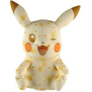 Tomy Peluche Pokemon Special Pikachu Wink 20th Anniversary (25 cm)