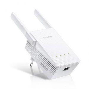 TP-Link RE210 - Répéteur de signal WiFi AC750 Mbps Dual-Band (AC450 + N300) Ethernet Gigabit