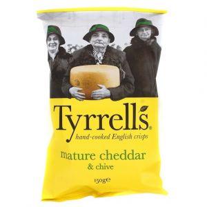 Tyrrell's Paquet de chips pdt cheddar