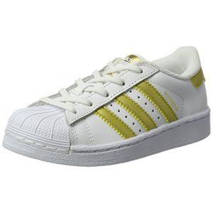 Adidas Superstar Enfant Gold Baskets/Tennis Enfant