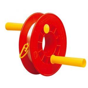 Gunther Grande bobine de fil pour cerf-volant - 100m - Grande bobine de fil pour cerf-volant, 100 mètres de fil inclus, avec 2 poignées pour aider à l'enroulement.