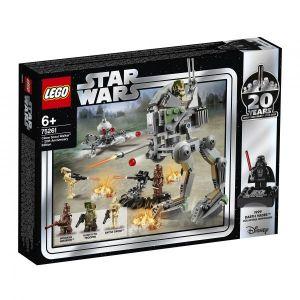 Lego Clone Scout Walker Star Wars 75261