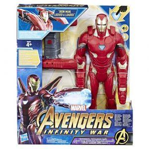 Hasbro Avengers Infinity War - Figurine Tech Iron Man 35 cm