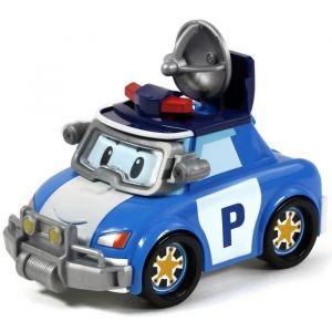 Ouaps ROBOCAR POLI - Véhicule Poli Customisable - 14 CM
