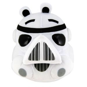 Giochi Preziosi Peluche Angry Birds Stormtrooper Star Wars 20 cm
