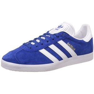 Adidas Basket Gazelle S76227 Bleu - Taille 46 - Couleur Bleu