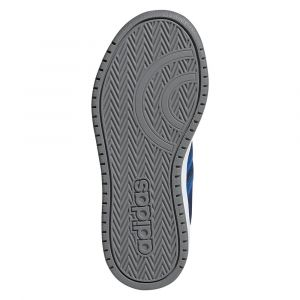 Adidas HOOPS 2.0 CMF C - BLEU - enfant - CHAUSSURES BASSES