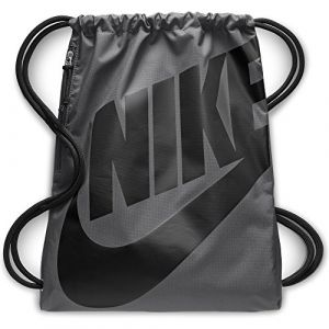Nike Sac à dos cordon Heritage Gym Sack Gris - Taille Taille Unique