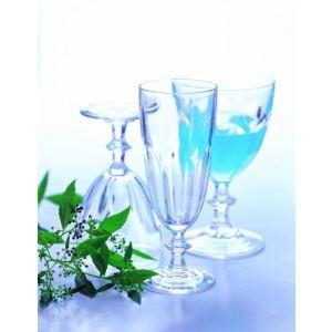 Cristal d'Arques 6 verres à pied Rambouillet (16 cl)