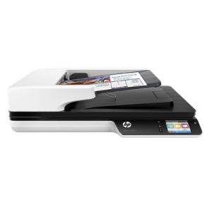 HP Scanjet Pro 4500 fn1 - Scanner de documents réseau